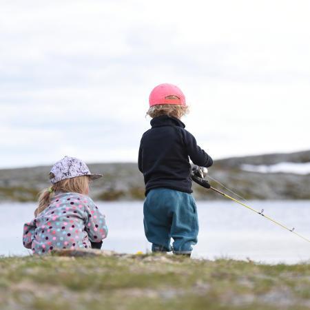 Bra boende för fiske i Vemdalen