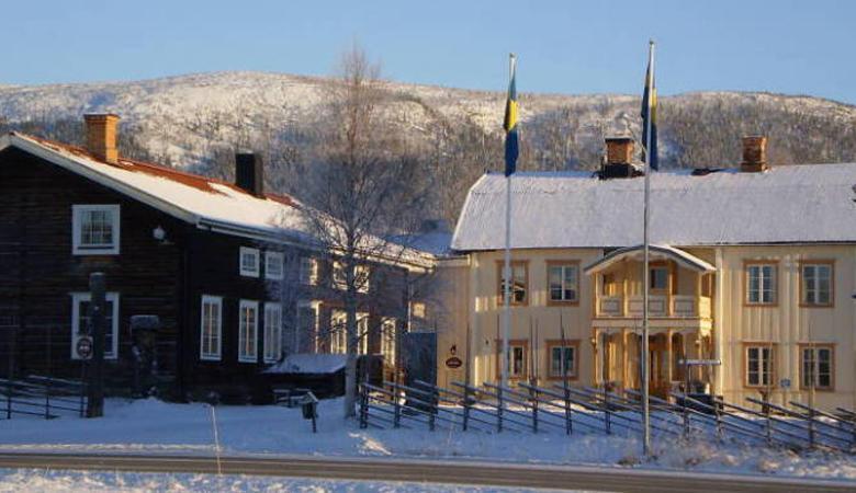 Gästis vandrarhem och lägenheter i Vemdalen